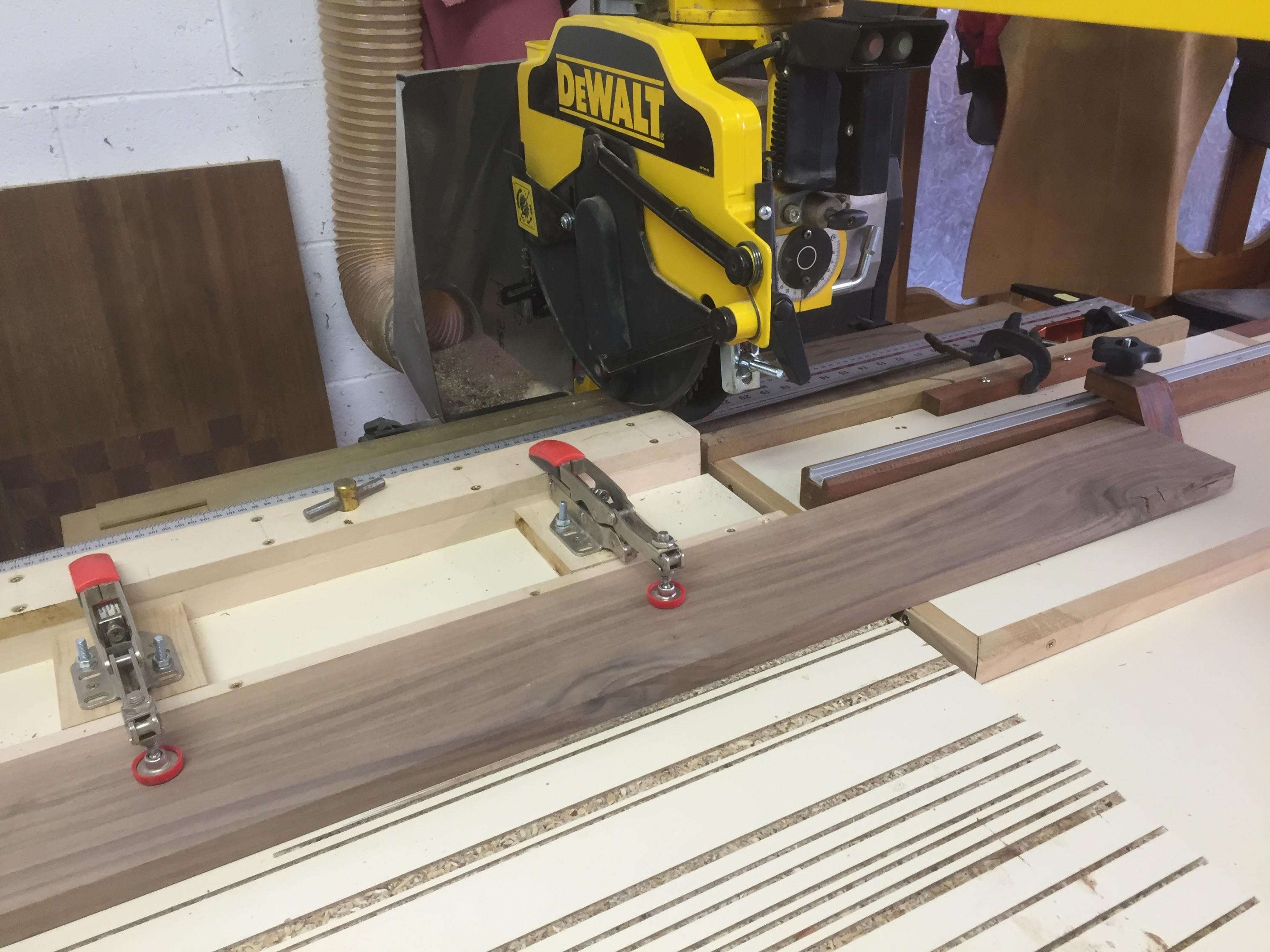 Dewalt Radial Arm Saw Table Replacement
