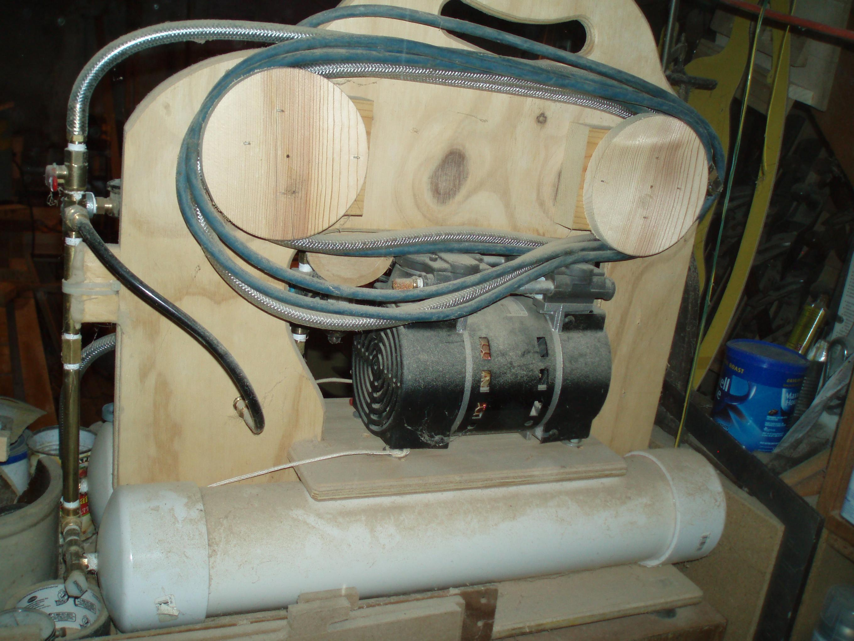 Veneer Vacuum Pump