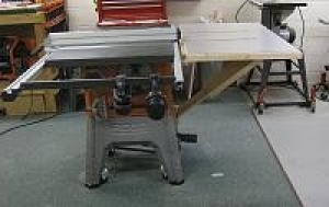 Ridgid Table Saw Outfeed Table