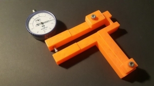 Bandsaw Blade Tension Meter