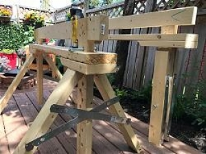 Japanese Sawhorse Dimensions