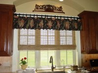 French Country Kitchen Curtain Idea | The Interior Design ...