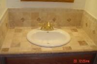 Tile Over Bathroom Vanity | The Home Makeover Diva