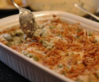 Updating a Family Favorite: Green Bean Casserole FROM SCRATCH