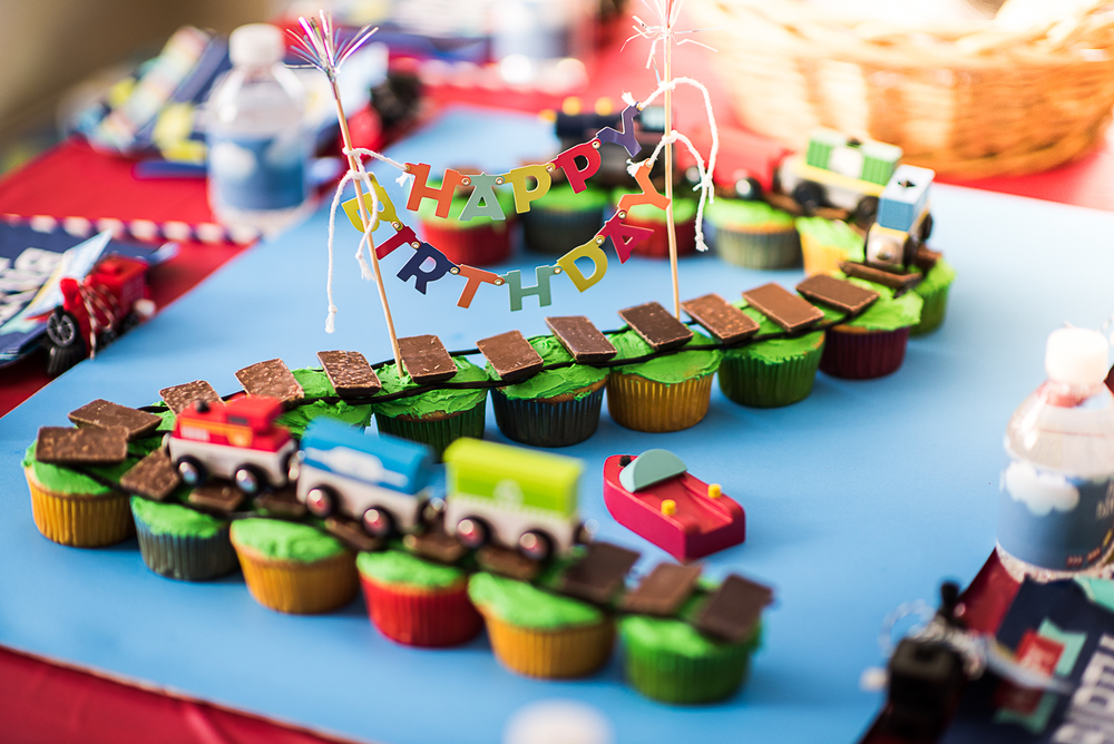 Chuga Chuga Two Two: Max's Second Birthday Choo Choo Train Party Ideas