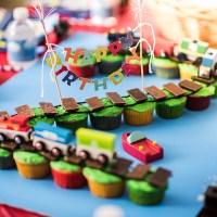 Chuga Chuga Two Two: Max's Second Birthday Choo Choo Train Party Ideas