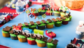 Chuga Two Maxs Second Birthday Choo Train Party Ideas