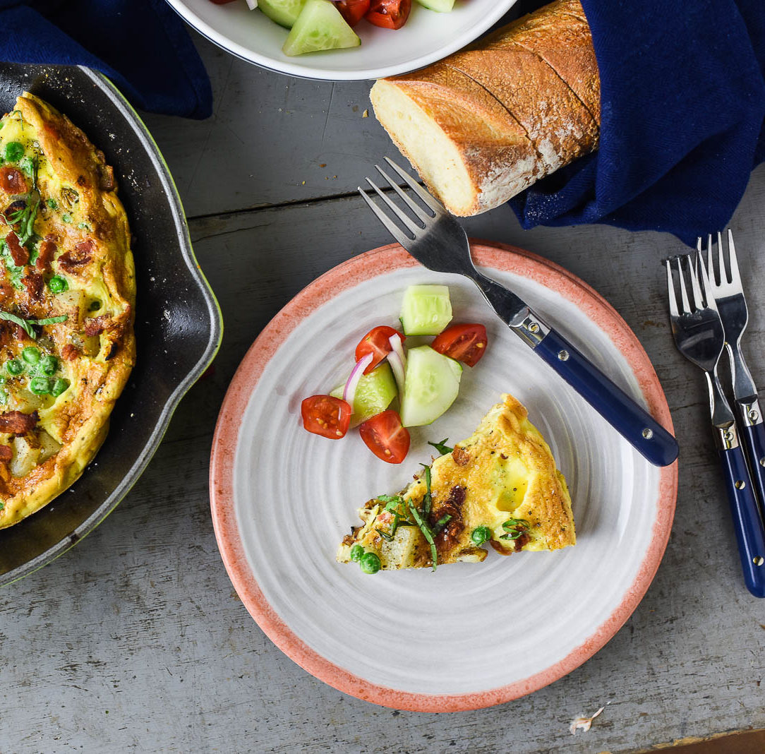 Easy Weeknight Frittata