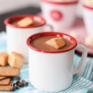 Cookie Butter Hot Cocoa Is Your New Favorite Winter Treat