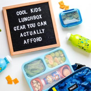 Affordable Lunchbox Gear