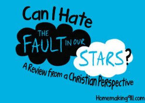 can I hate the fault in our stars 450