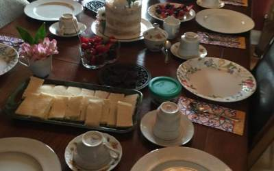 The Perfectly Imperfect Tea Party