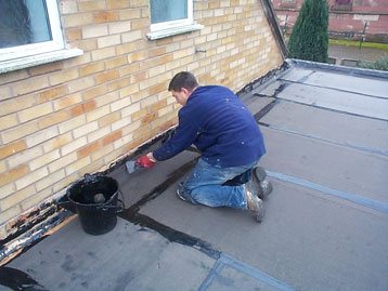 Flat Roofing Roof Repairs Kent New Roofs Re