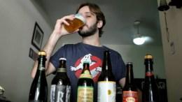 Eduardo Lopes foge das cervejas com milho: churrasco para ele só com cerveja puro malte Foto: Luiz Ackermann