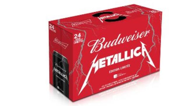 55F7C4FB-metallica-to-launch-limited-edition-labatt-budweiser-beer-in-quebec-details-available-image