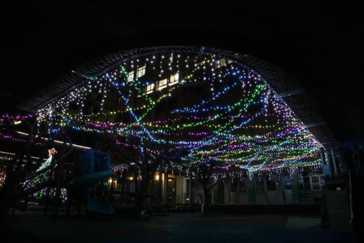 HomeMesh居家市集 | 聖誕燈飾設計-鹽埕教會