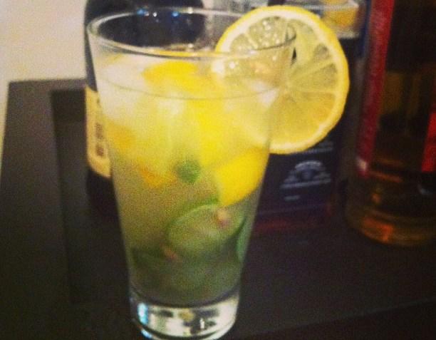 caipiroska de 2 limoes citurs