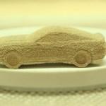 Ford Mustang de açúcar