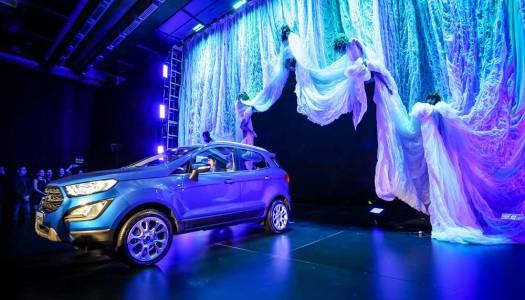 Ford lança Novo Ecosport 2018 no Salão de Buenos Aires