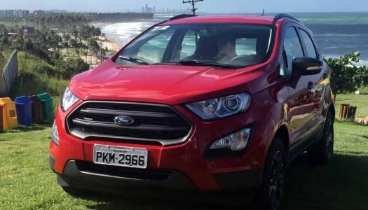 Ford lança novo Ecosport em Recife. Confira as novidades