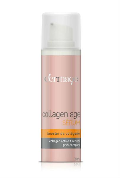 Homem No Espelho - Dermage Collagen