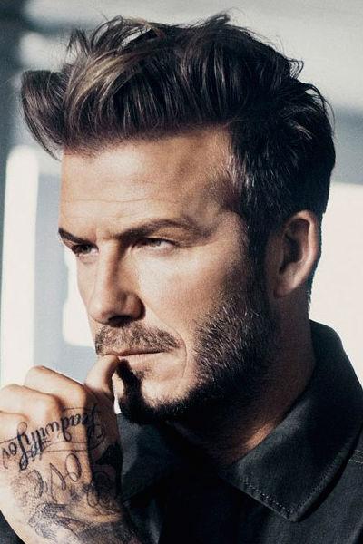 Homem No Espelho - David-Beckham