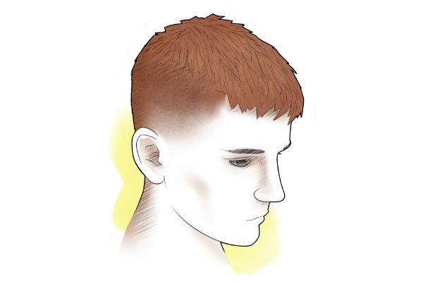 Homem No Espelho - Top 10 Cortes de cabelo masculinos10