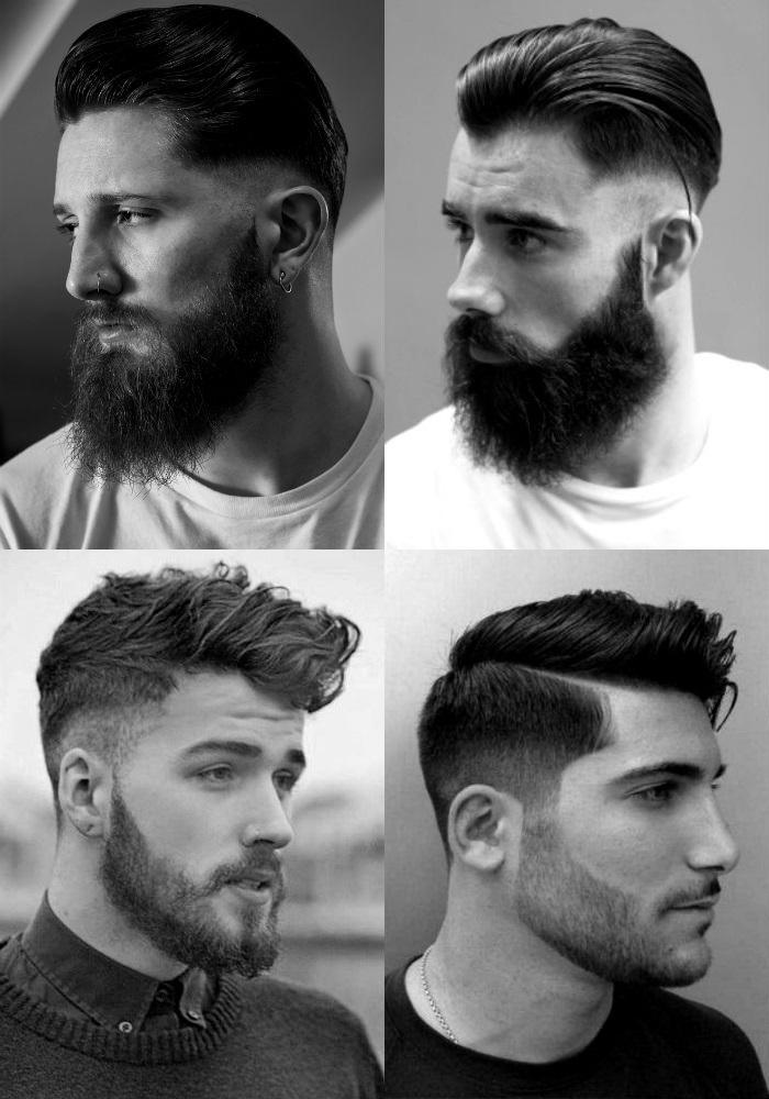 Homem No Espelho - Corte de cabelo masculino degradê - Cortes Low Fade