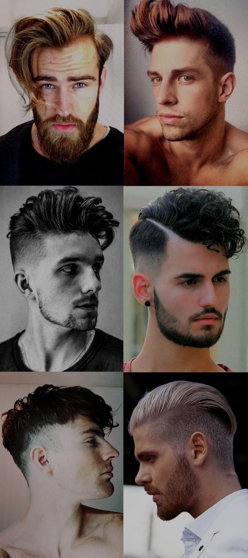Homem No Espelho - Cortes de cabelo masculinos 2016 - Ousados