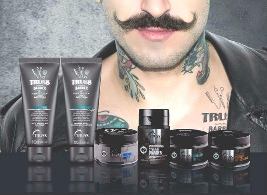 Homem No Espelho - Truss Barber Moustache