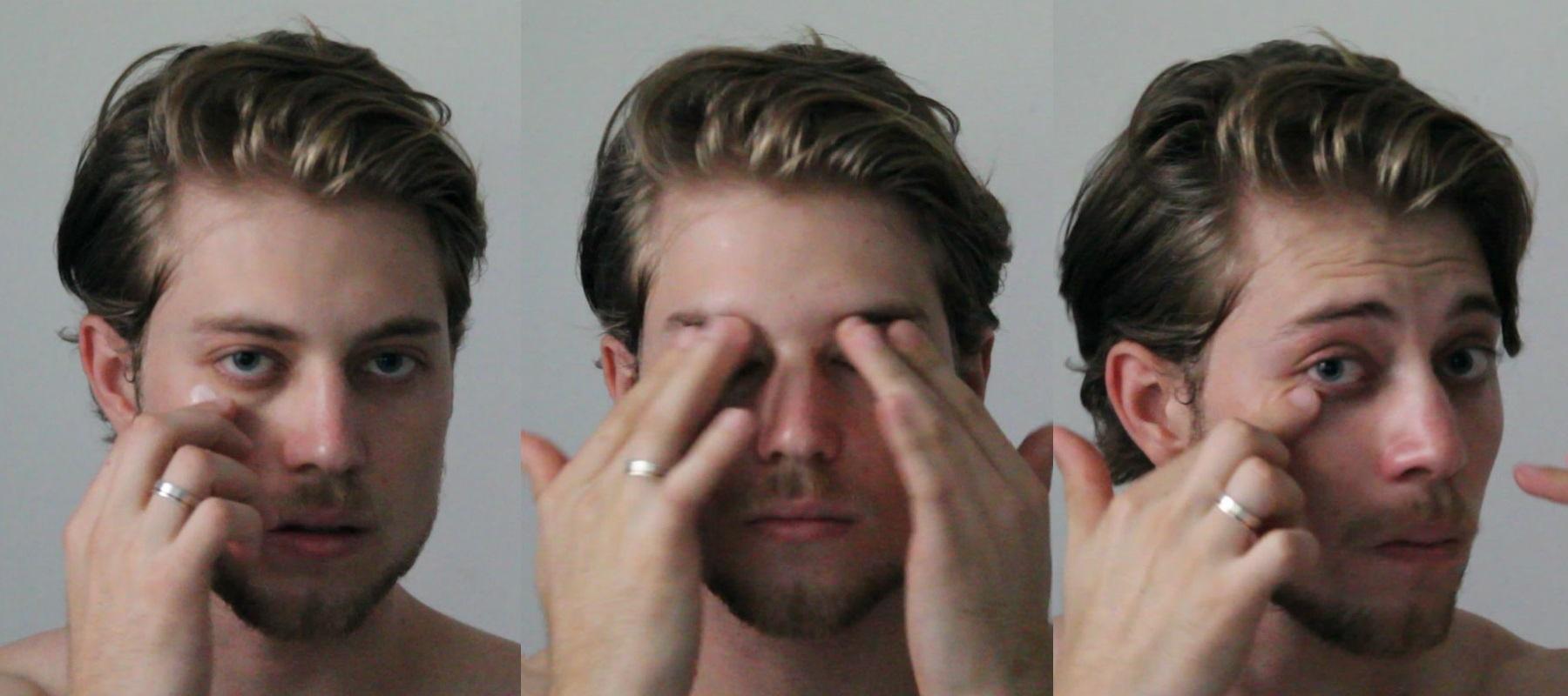 Homem No Espelho - Cuidados masculinos com a pele do rosto-2