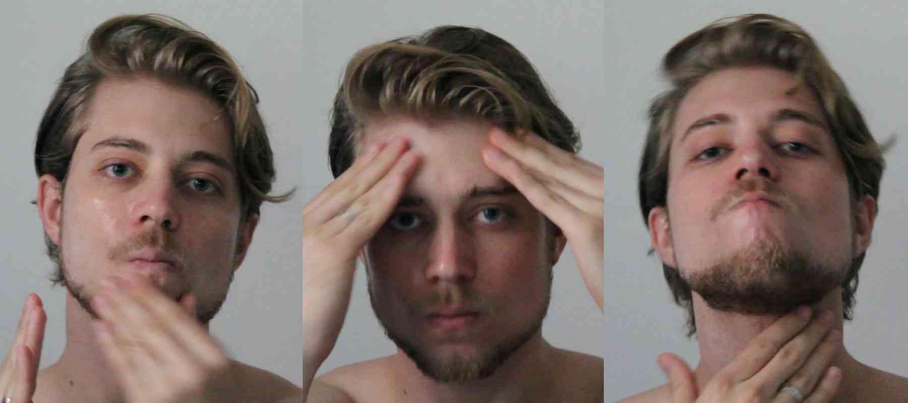 Homem No Espelho - Cuidados masculinos com a pele do rosto