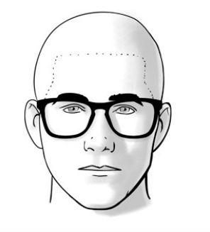 Homem-No-Espelho-Óculos-e-formatos-de-rosto-Oval