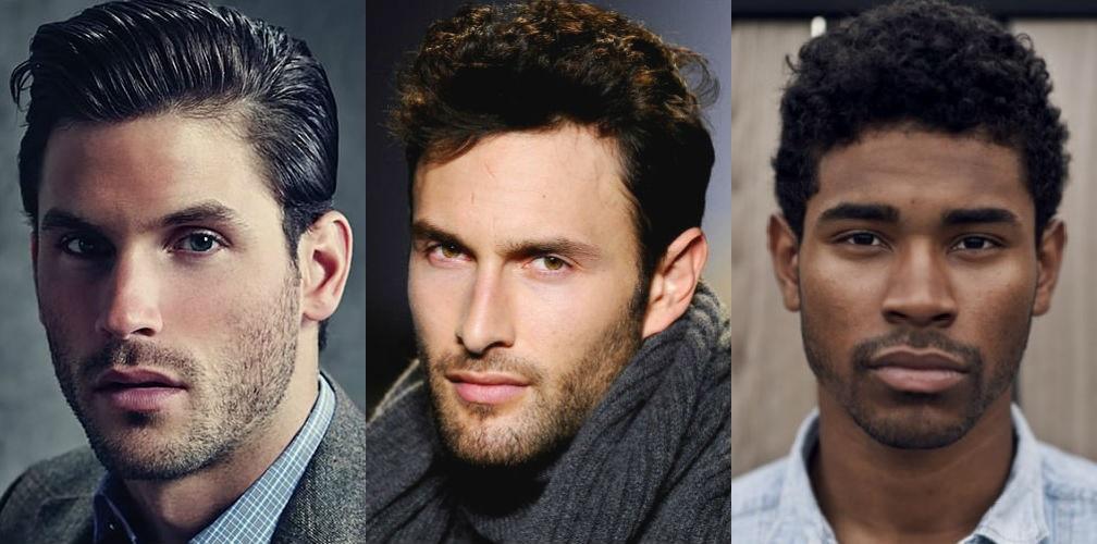Homem No Espelho - Estilos de barbas(1)