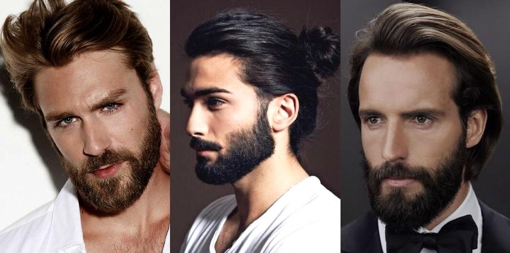 Homem No Espelho - Estilos de barbas(6)