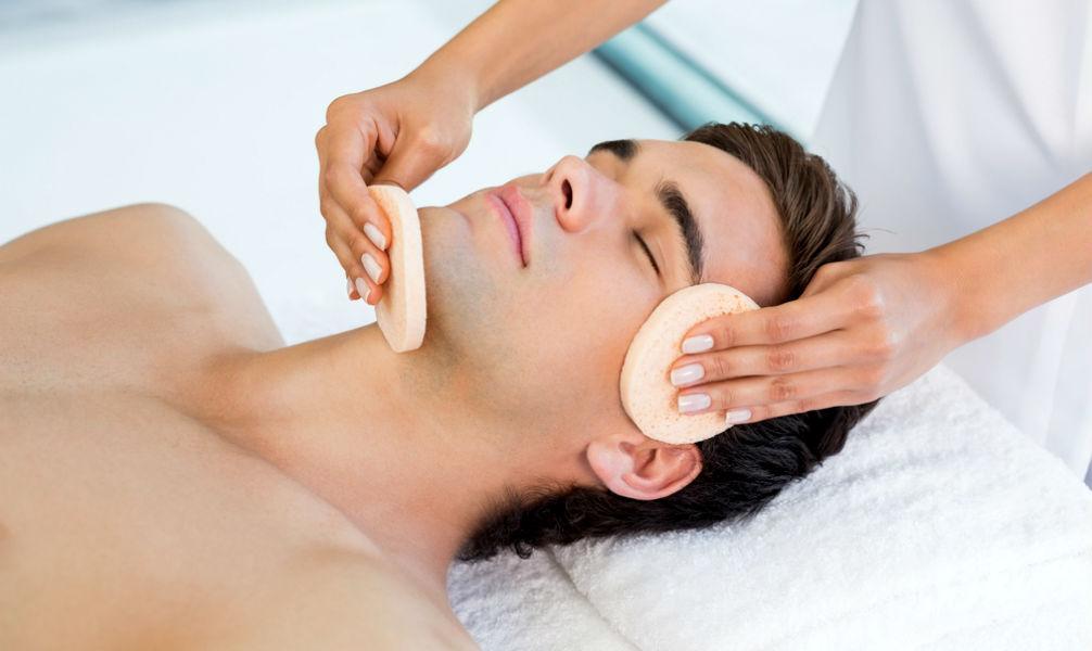 Homem No Espelho - Limpeza de pele masculina - acne - cravos