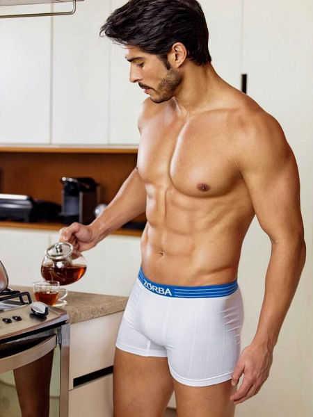 Homem No Espelho - Moda masculina - como escolher o modelo ideal de cueca - boxer