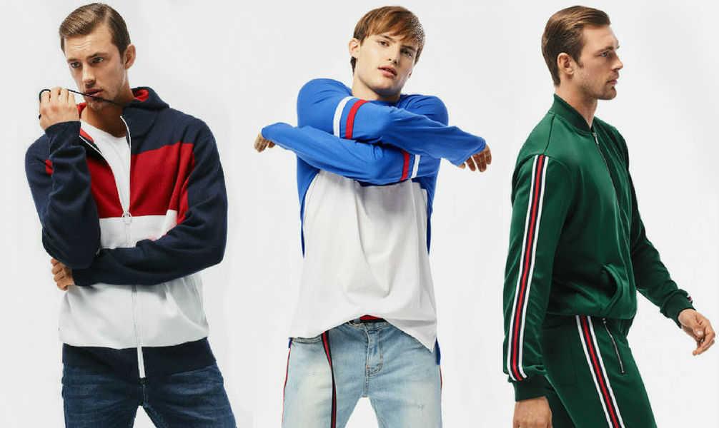 Homem No Espelho - Roupas esportivas - moda masculina - moda para homens - roupas esporte