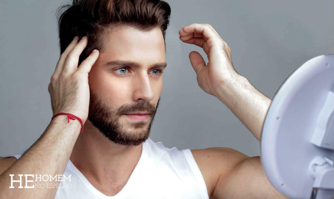 Homem No Espelho - Como cuidar da pele masculina todos os dias