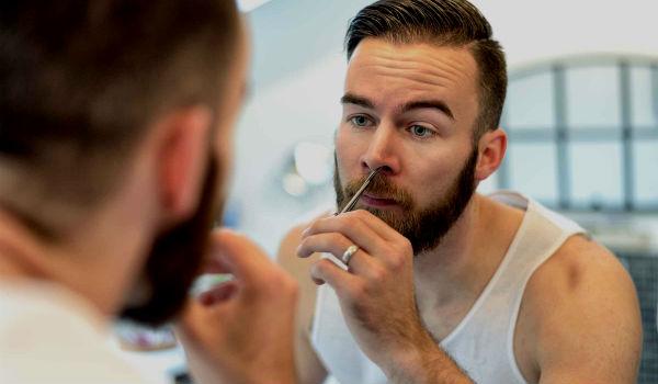 Homem No Espelho-Cuidados masculinos para um encontro