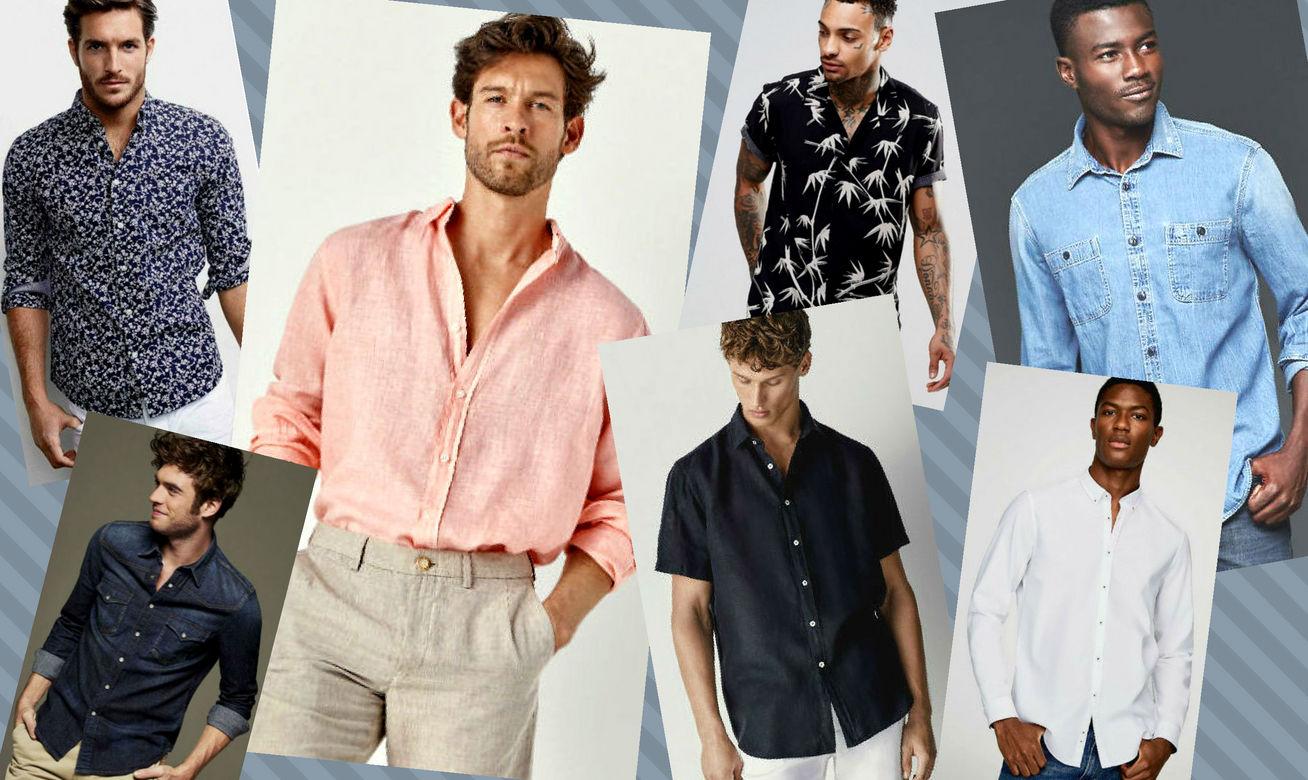 Homem No Espelho - Tipos de camisas masculinas - moda masculina