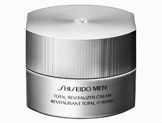 Homem No Espelho - Creme masculino Shiseido Men Total Revitalizer Cream