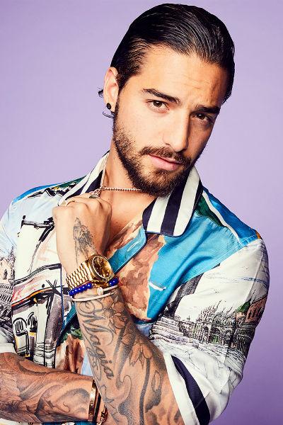 Os homens mais elegantes e estilosos de 2019 - Homem No Espelho - Maluma
