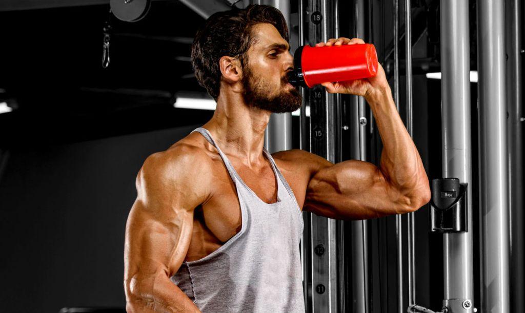 Os 3 melhores suplementos para ganhar músculos