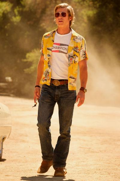 Os homens mais elegantes e estilosos de 2019 - Brad Pitt