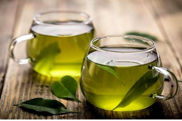 Homem No Espelho - Bebidas para curar ressaca - chá verde