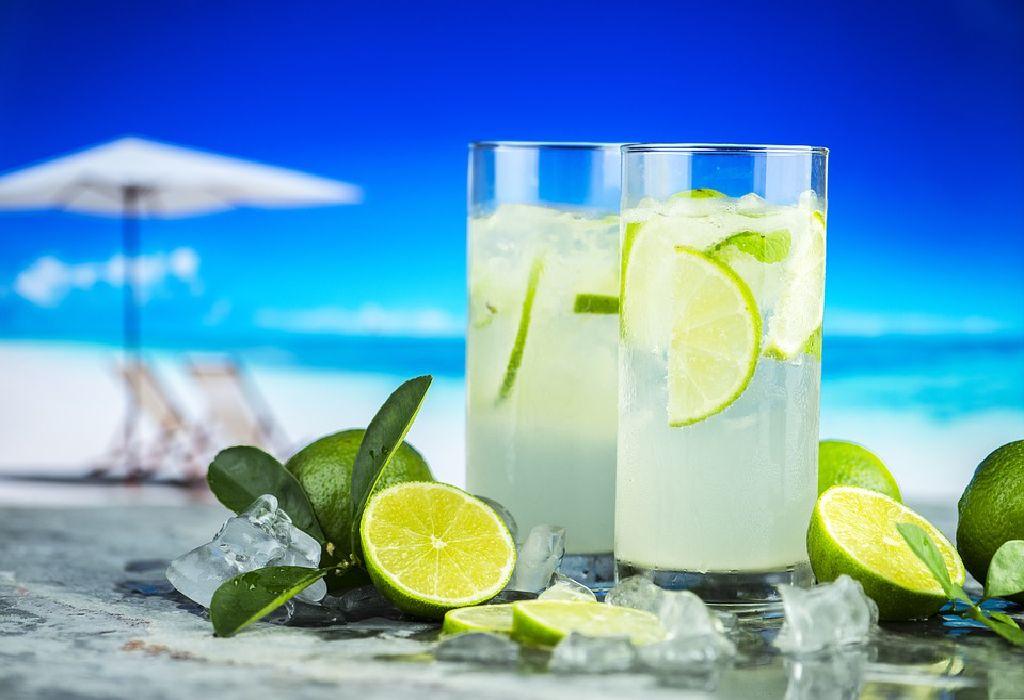 Homem No Espelho - Bebidas para curar ressaca - suco de limão - limonada