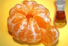 Health benefits of tangerine essential oil