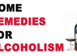 Alcoholism Home Remedy