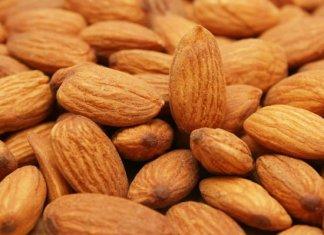 hemorrhoids, almonds